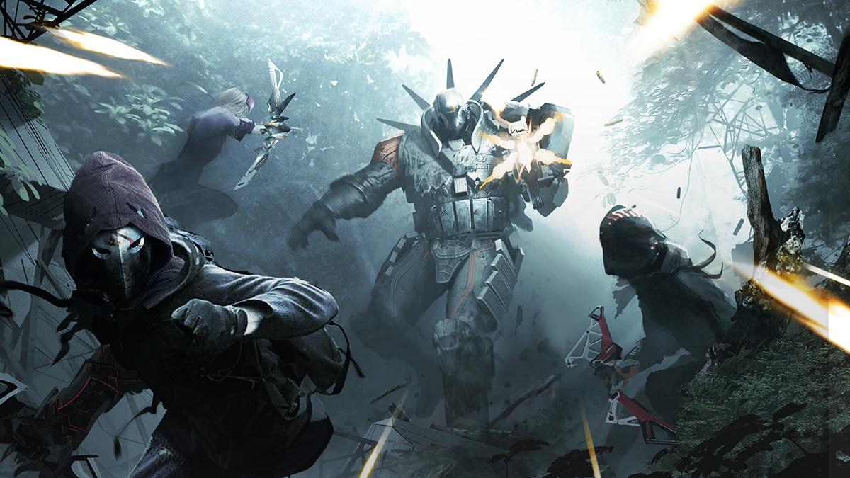 Deathgarden, le nouveau jeu d'action multijoueur de Behaviour