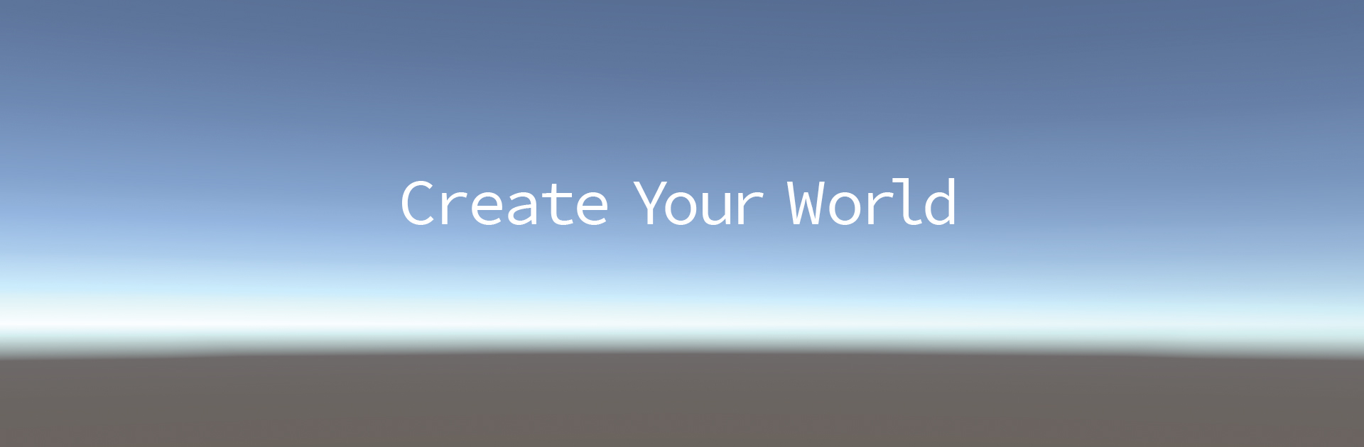 "New Recruitment  Ad Campaign ""Create Your World"""