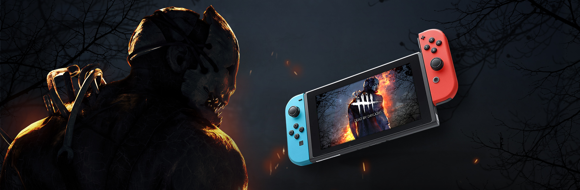 Dead by Daylight for Nintendo Switch Now Available