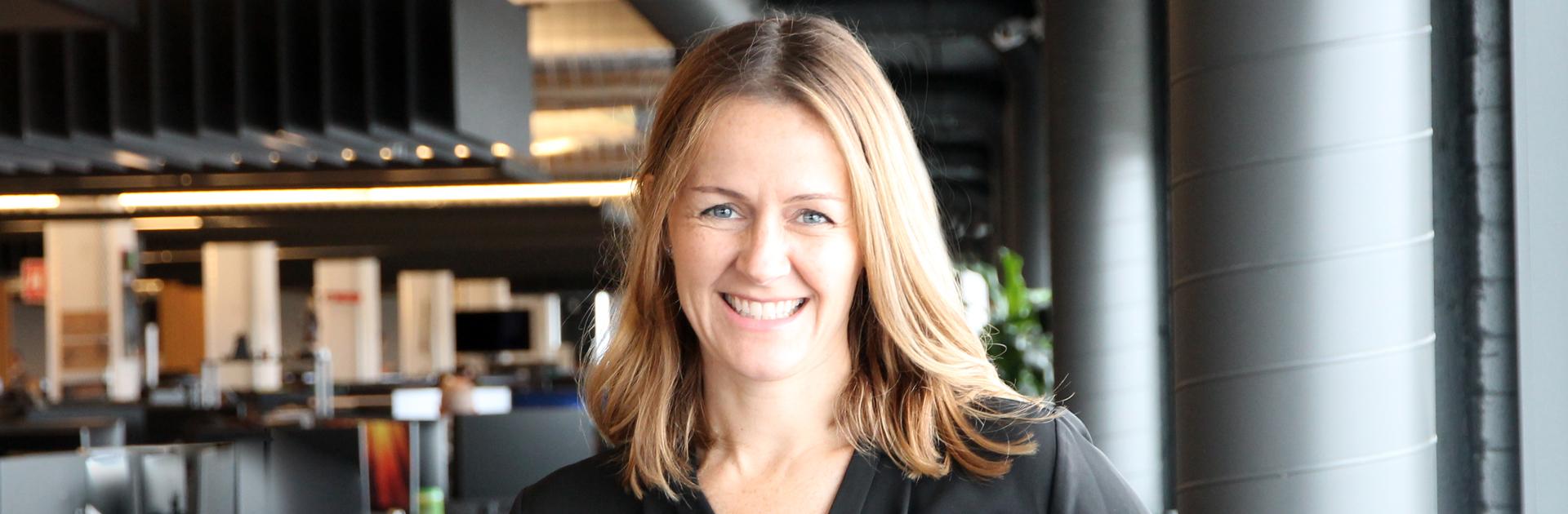 Meet our new VP HR, Kalina Morin