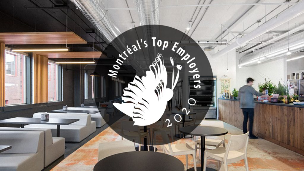 Behaviour Montreal Top Employer