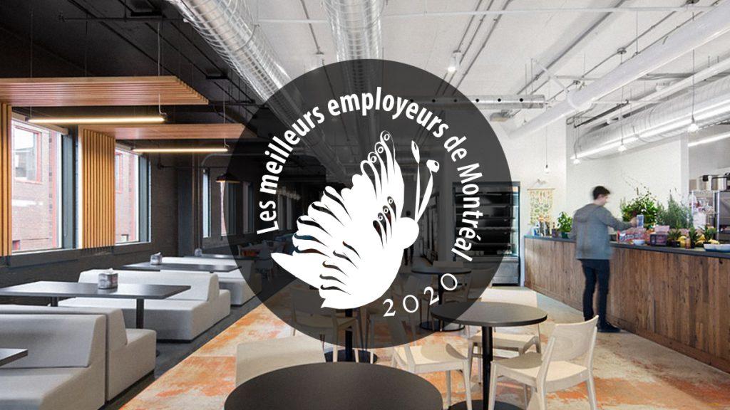 Behaviour Meilleurs Employeurs de Montréal