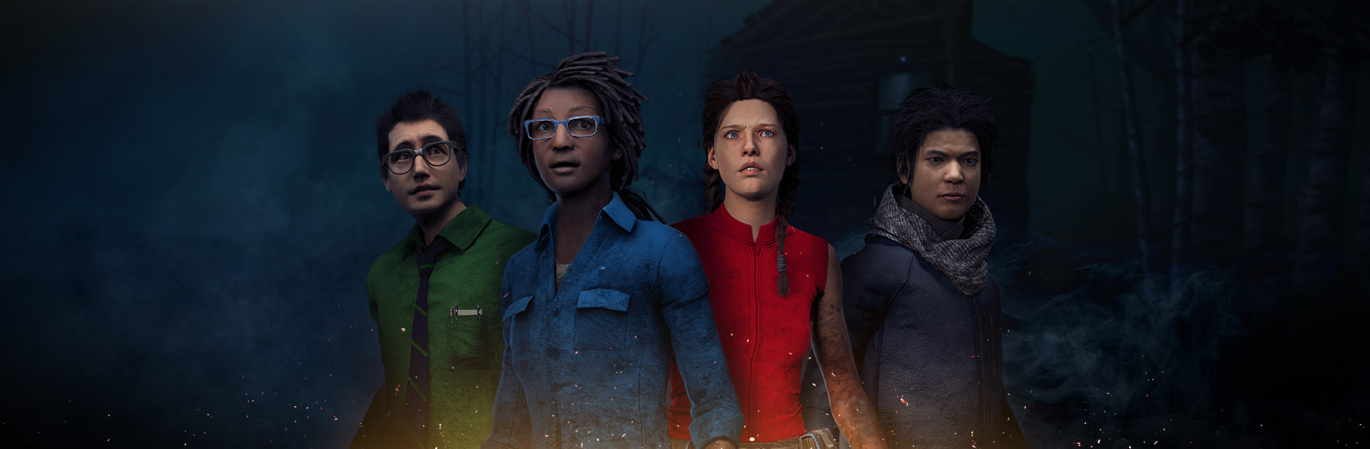 Dead by Daylight™'s Head Start on What's Next: Team Introduces Cross-Play and Cross-Friends Features