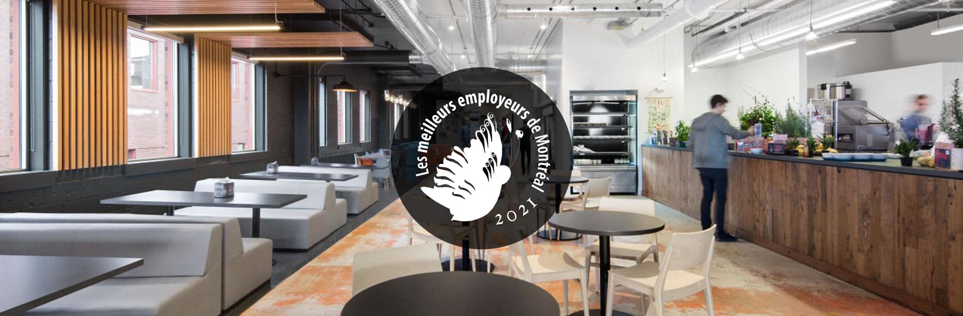 Behaviour demeure au palmarès des meilleurs employeurs de Montréal