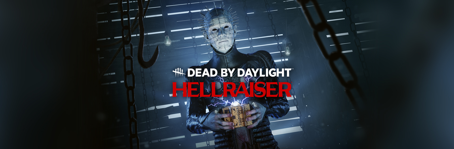 The Sweet, Sweet Suffering Commences as Pinhead™ Arrives in Dead by Daylight Today